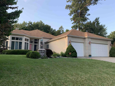 8923 Greyhawk Drive, Fort Wayne, IN 46835 - #: 201936861