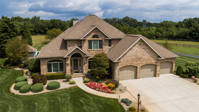 53494 Brittany Trail, Elkhart, IN 46514 - #: 201936988