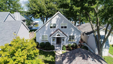 684 S Clear Lake Drive, Fremont, IN 46737 - #: 201937047