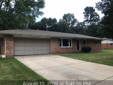 620 Widener Lane, South Bend, IN 46614 - #: 201937056