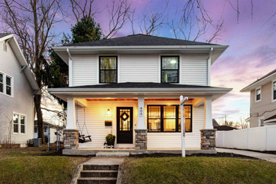 406 E Howard Street, South Bend, IN 46617 - #: 201937599