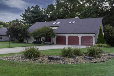 51747 Pebble Brooke Drive, Granger, IN 46530 - #: 201937606