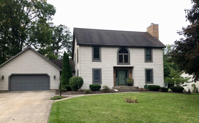 206 Sandpoint Drive, Warsaw, IN 46580 - #: 201937862