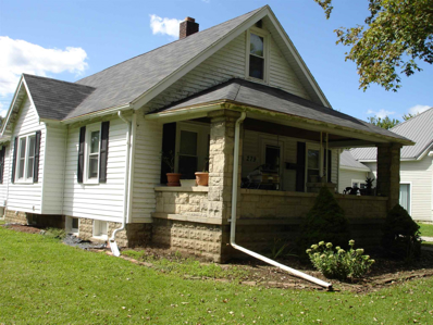 279 N Harrison, Spencer, IN 47460 - #: 201937923
