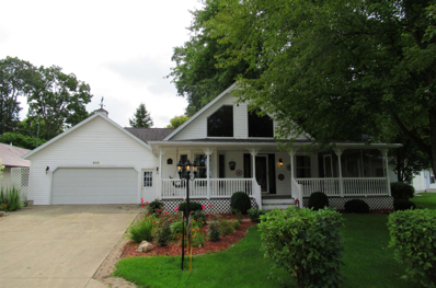 855 Ln 101 Lake Of The Woods, Hudson, IN 46747 - #: 201938295