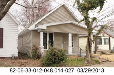 1212 Marshall, Evansville, IN 47714 - #: 201938455
