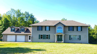 6756 S 1050 East, Upland, IN 46989 - #: 201938602