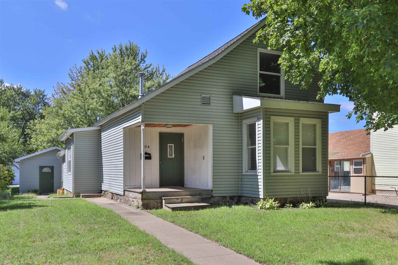 314 N Railroad, Monticello, IN 47960 - #: 201939268