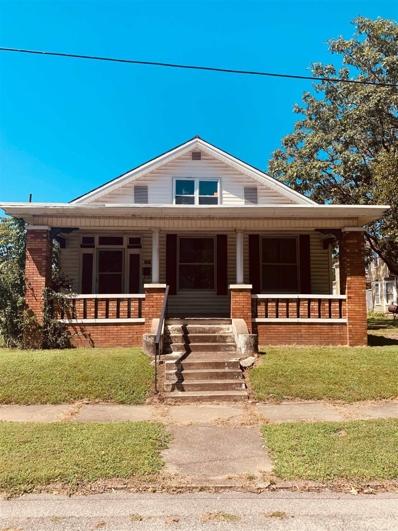 1421 Parrett Street, Evansville, IN 47713 - #: 201939319