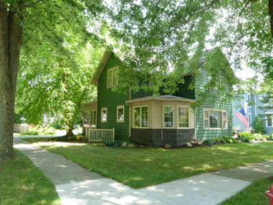 211 W Columbia Street, South Whitley, IN 46787 - #: 201940519