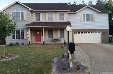 601 Southbrook Drive, Evansville, IN 47711 - #: 201942512