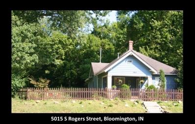 5015 S Rogers, Bloomington, IN 47403 - #: 201942520