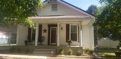 203 S Scott Street, Owensville, IN 47665 - #: 201943416