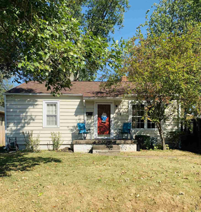 2216 E Walnut, Evansville, IN 47714 - #: 201943601