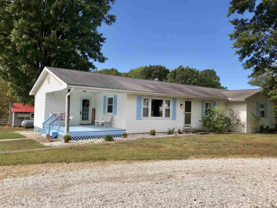 6372 S County Rd 300 E, Winslow, IN 47598 - #: 201944400