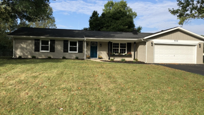 503 N 480 West Street, Kokomo, IN 46901 - #: 201944446