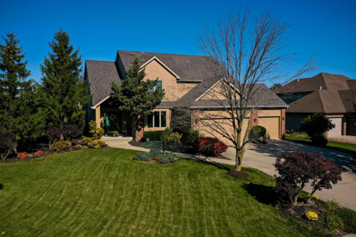 2911 Barry Knoll Way, Fort Wayne, IN 46845 - #: 201945568