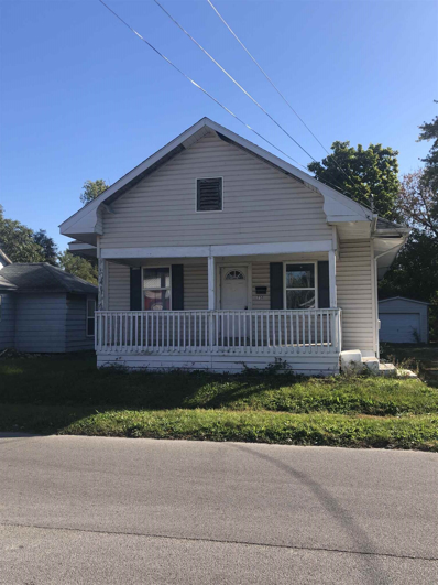 751 Rossville Avenue, Frankfort, IN 46041 - #: 201945814