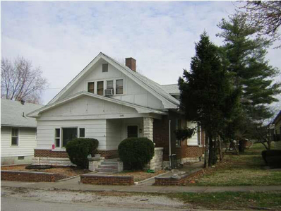 318 S Gibson, Princeton, IN 47670 - #: 201947785
