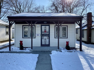 1803 W Euclid, Marion, IN 46952 - #: 201953373