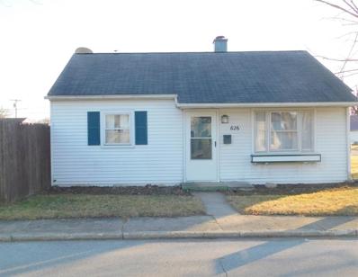 626 W Arnold, Bluffton, IN 46714 - #: 202000095