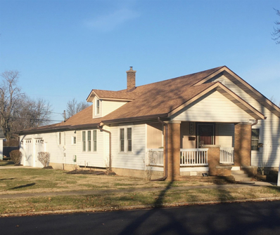 240 S Broadway, Albany, IN 47320 - #: 202001340