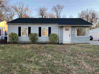 2507 E Oregon, Evansville, IN 47711 - #: 202001347