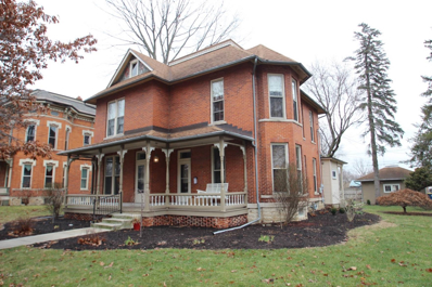 207 N Market, North Manchester, IN 46962 - #: 202001426