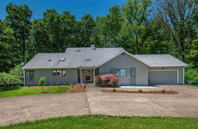 4897 E Inverness Woods, Bloomington, IN 47401 - #: 202001775