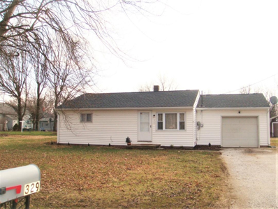 329 W Payton, Greentown, IN 46936 - #: 202002016