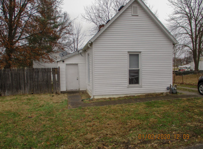119 W Walnut, Chandler, IN 47610 - #: 202002105