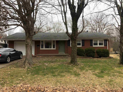 1608 Hicks, Evansville, IN 47714 - #: 202002113
