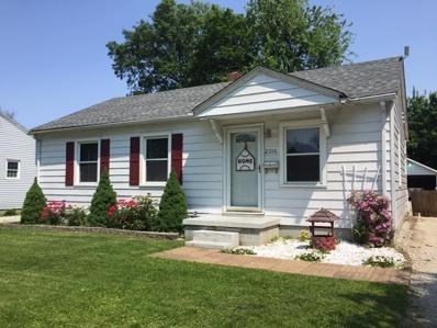 2316 E Iowa, Evansville, IN 47711 - #: 202002521