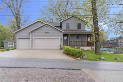 335 Lane 201B Lake George, Fremont, IN 46737 - #: 202002919
