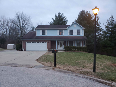 2801 N Blue Slopes, Bloomington, IN 47408 - #: 202003965