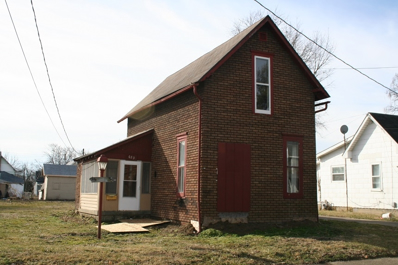 653 W South Street, Frankfort, IN 46041 - #: 202004159