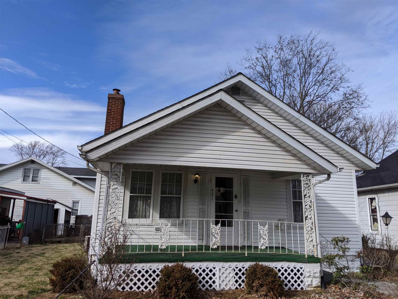 421 S 4th, Vincennes, IN 47591 - #: 202004280