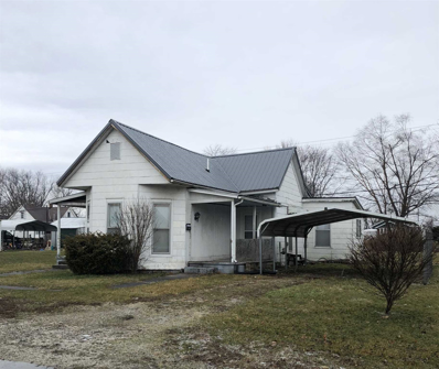 519 W Grissom, Mitchell, IN 47446 - #: 202005028