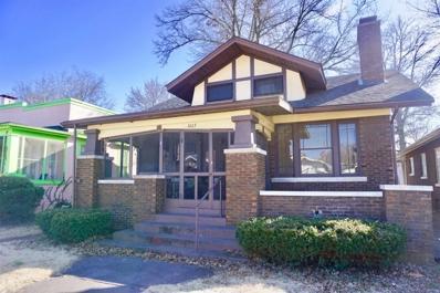 1017 E Powell, Evansville, IN 47714 - #: 202005747