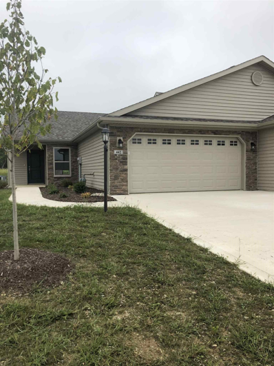 442 Crown Hill, Huntington, IN 46750 - #: 202006014