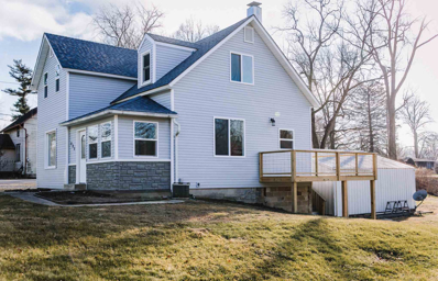 605 S State, South Whitley, IN 46787 - #: 202006758
