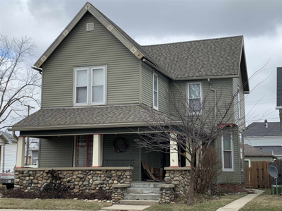 1122 W 3RD, Marion, IN 46952 - #: 202007376