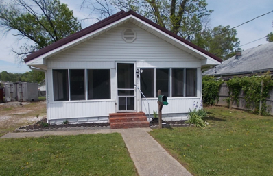 431 S Gibson, Oakland City, IN 47660 - #: 202007624