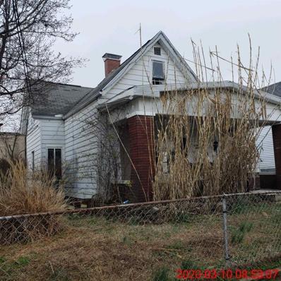 923 W Tennessee, Evansville, IN 47710 - #: 202008888