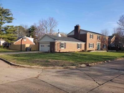 7101 E Walnut, Evansville, IN 47715 - #: 202009867