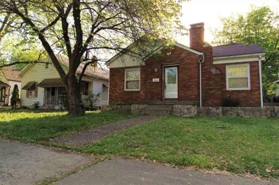 1414 Marshall, Evansville, IN 47714 - #: 202010515