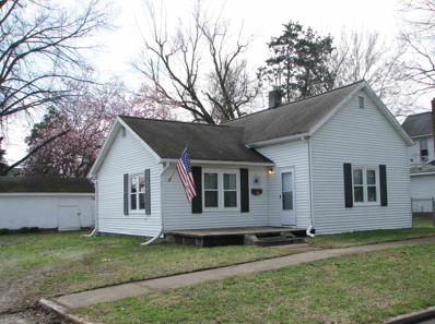 418 W 3rd, Mount Vernon, IN 47620 - #: 202011339