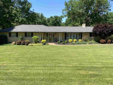 1308 E Boonville New Harmony, Evansville, IN 47725 - #: 202011412
