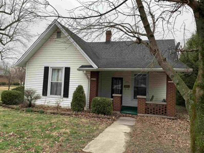 340 S Lewis, Bloomfield, IN 47424 - #: 202015420