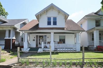 1652 S Linwood, Evansville, IN 47713 - #: 202016156